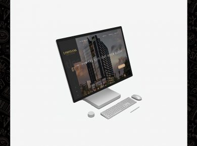 Makes a website of Limitless Developers